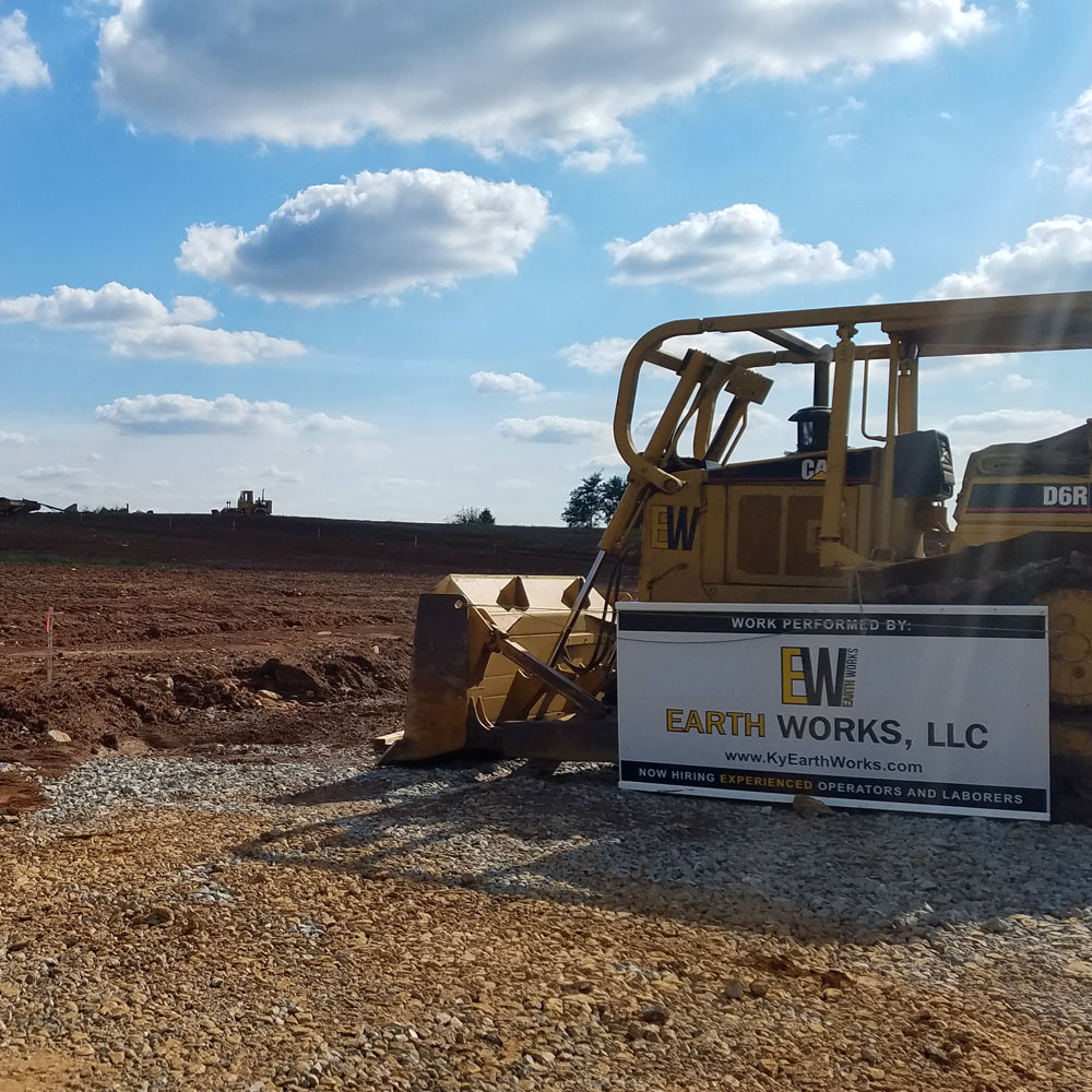 Our Projects - Earth Works, LLC